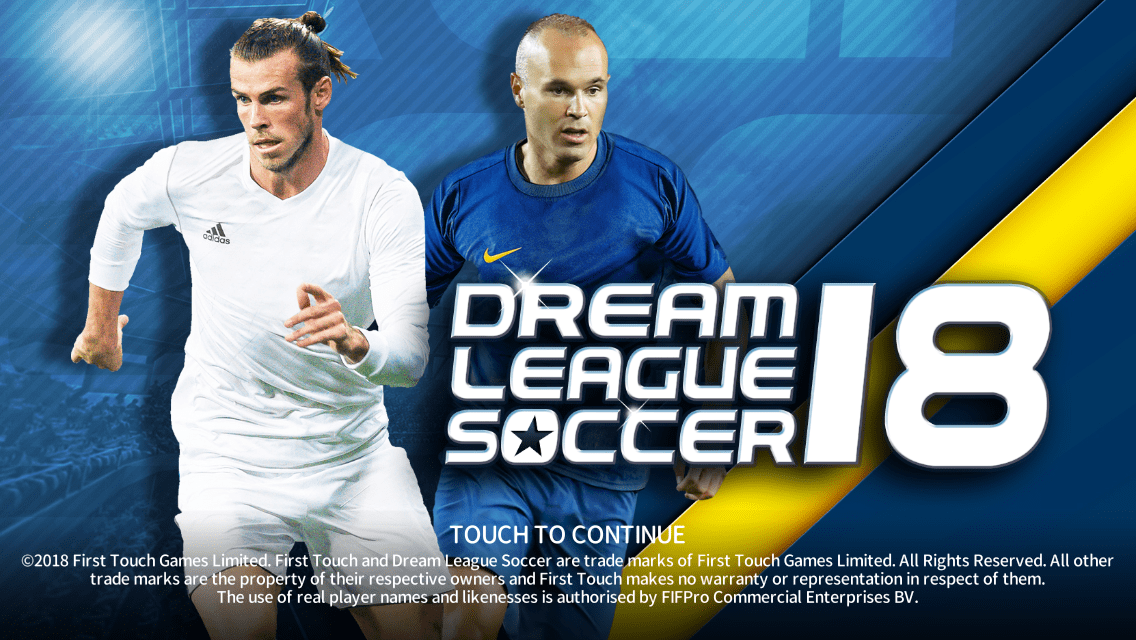 tai game dream league soccer 2018