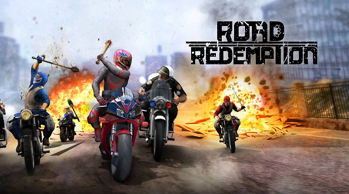 tai game Road Redemption