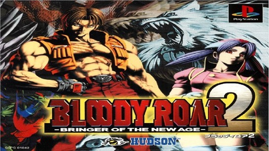 tai game Bloody Roar 2